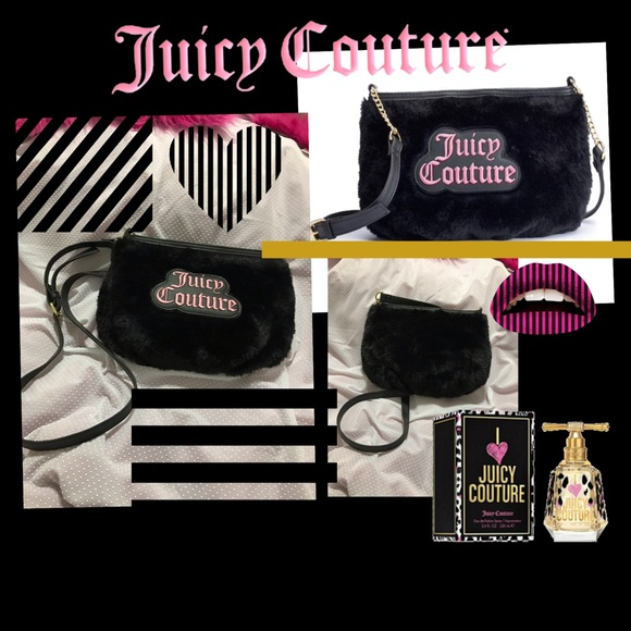 Juicy Couture Handbags - Juicy couture cross body purse